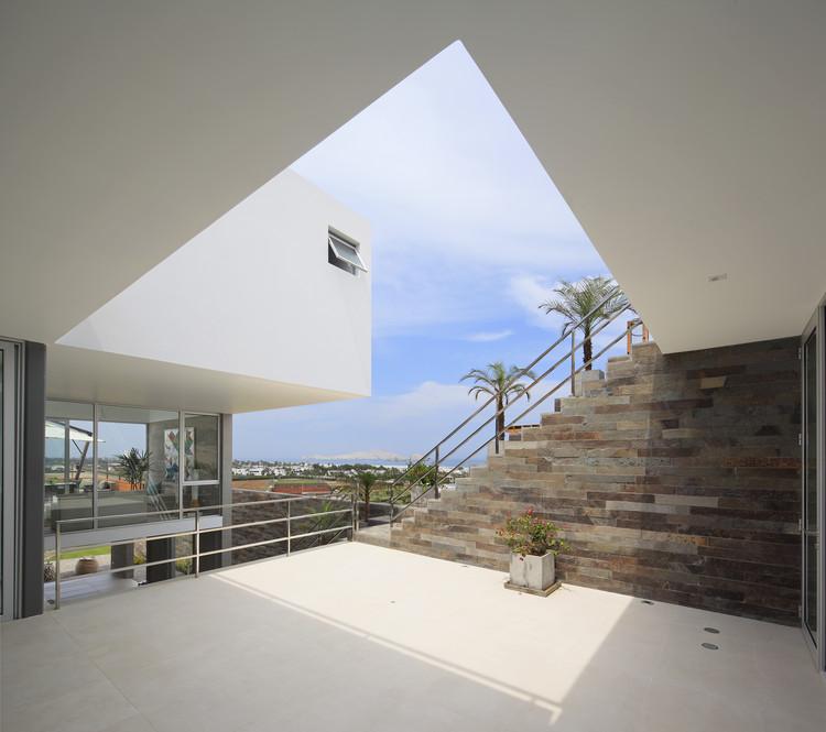 Horadada House / Seinfield Arquitectos, © Juan Solano Ojasi