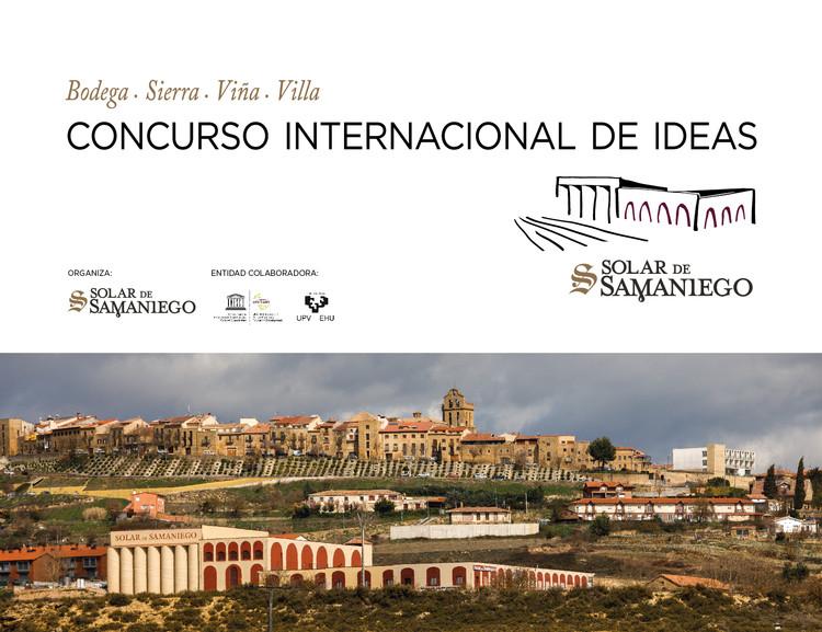 Concurso Internacional de Ideas 'Solar de Samaniego, Paisaje Integrado', Solar de Samaniego