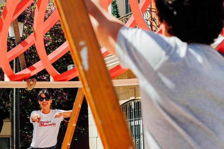Así se vivió una nueva versión del Festival de Diseño y Arquitectura de Logroño #Concéntrico, © Peninsula