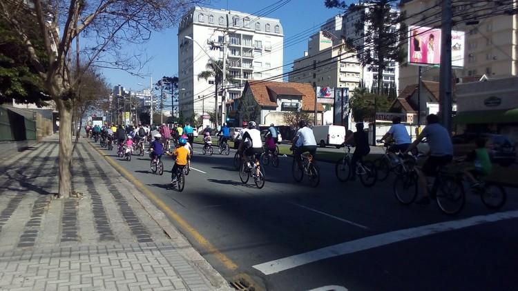 Você sabe o que é necessário para promover o uso da bicicleta como meio de transporte nas cidades brasileiras?, © Cidade Ativa