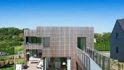Habitation Mathieu / Crahay & Jamaigne