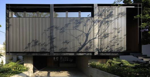 Casa e Estúdio KSG / Hernández Silva Arquitectos