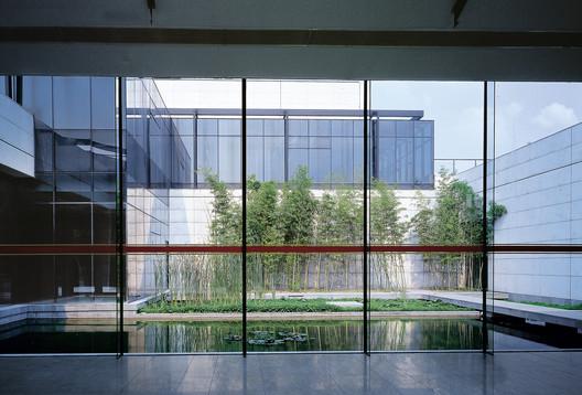Entrance Garden. Image © CCTN Design