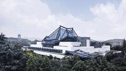 Zhejiang Art Museum / CCTN Design