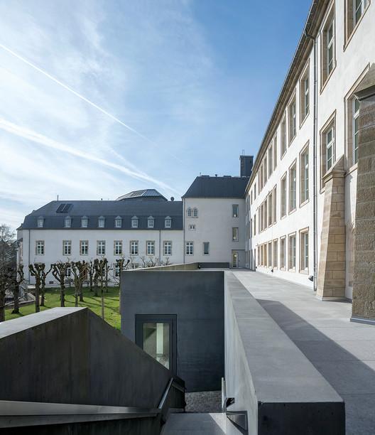 Ministerio de Asuntos Exteriores y Europeos / Vázquez Consuegra, Kaell + a+t architecture, © Duccio Malagamba
