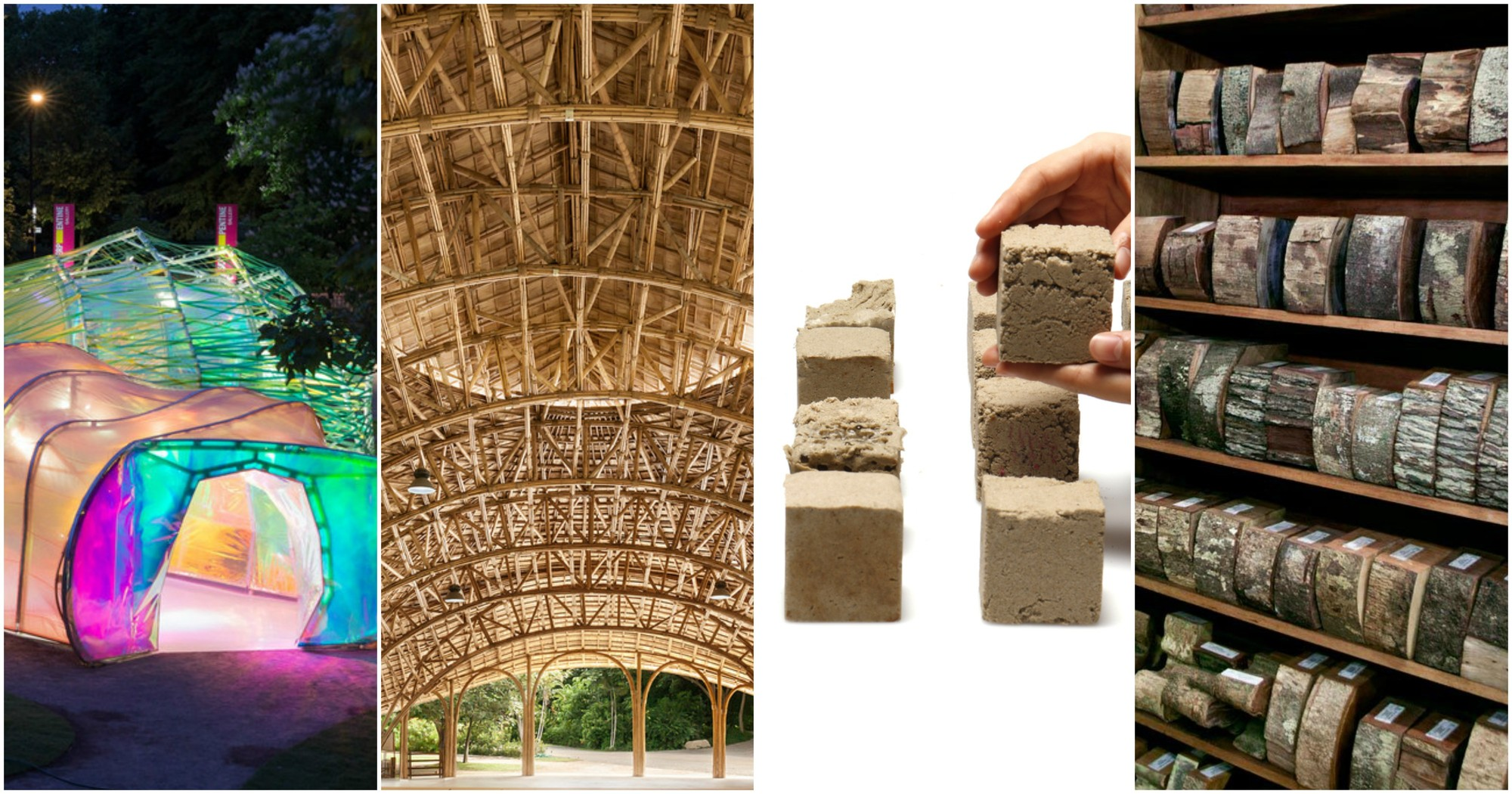 8 materiales biodegradables que la industria de la construcción necesita conocer