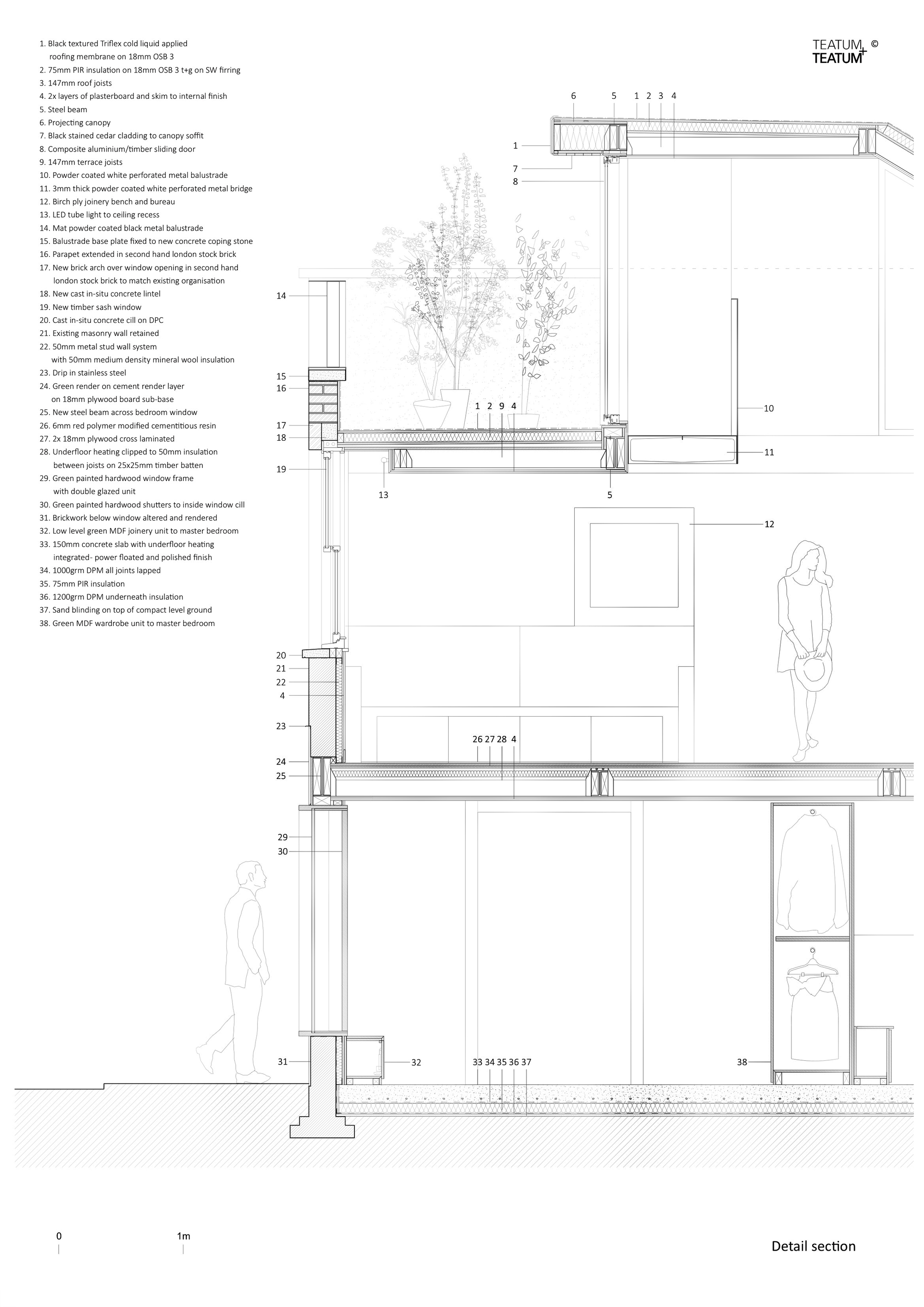 Gallery of Garden House / Teatum + Teatum Architects - 35