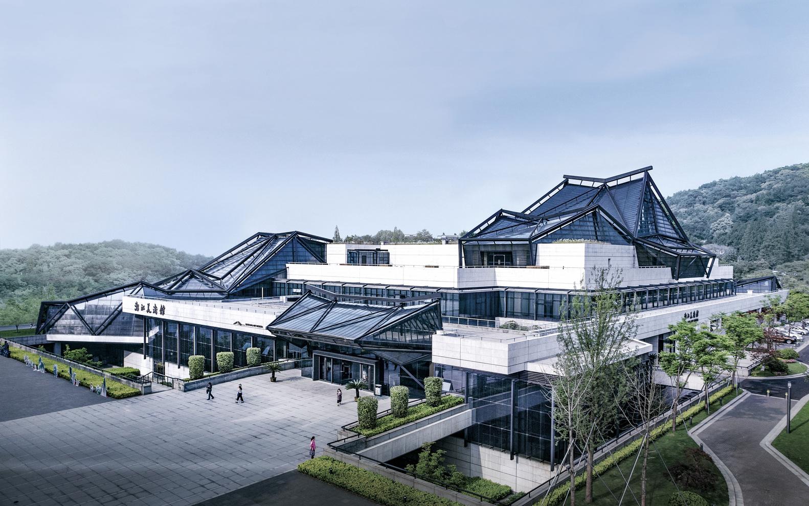 Hasil gambar untuk Zhejiang Art Museum