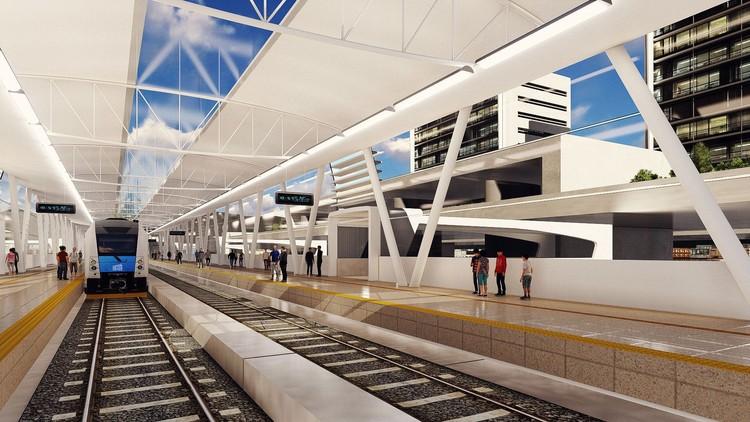 Primera línea del Metro de Bogotá tendrá 16 estaciones, © Metro de Bogotá / Difusión