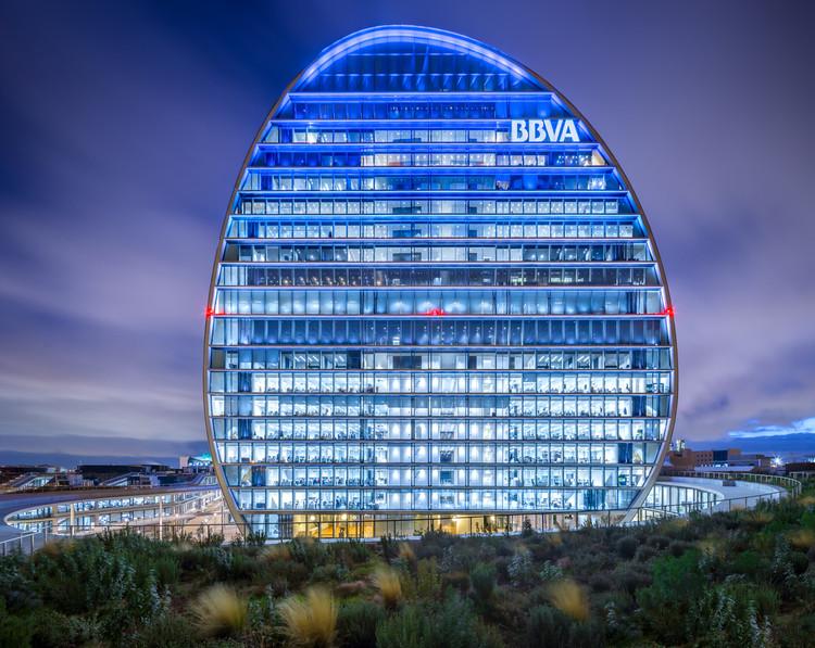 BBVA Headquarters / Herzog & de Meuron , © Rubén P. Bescós