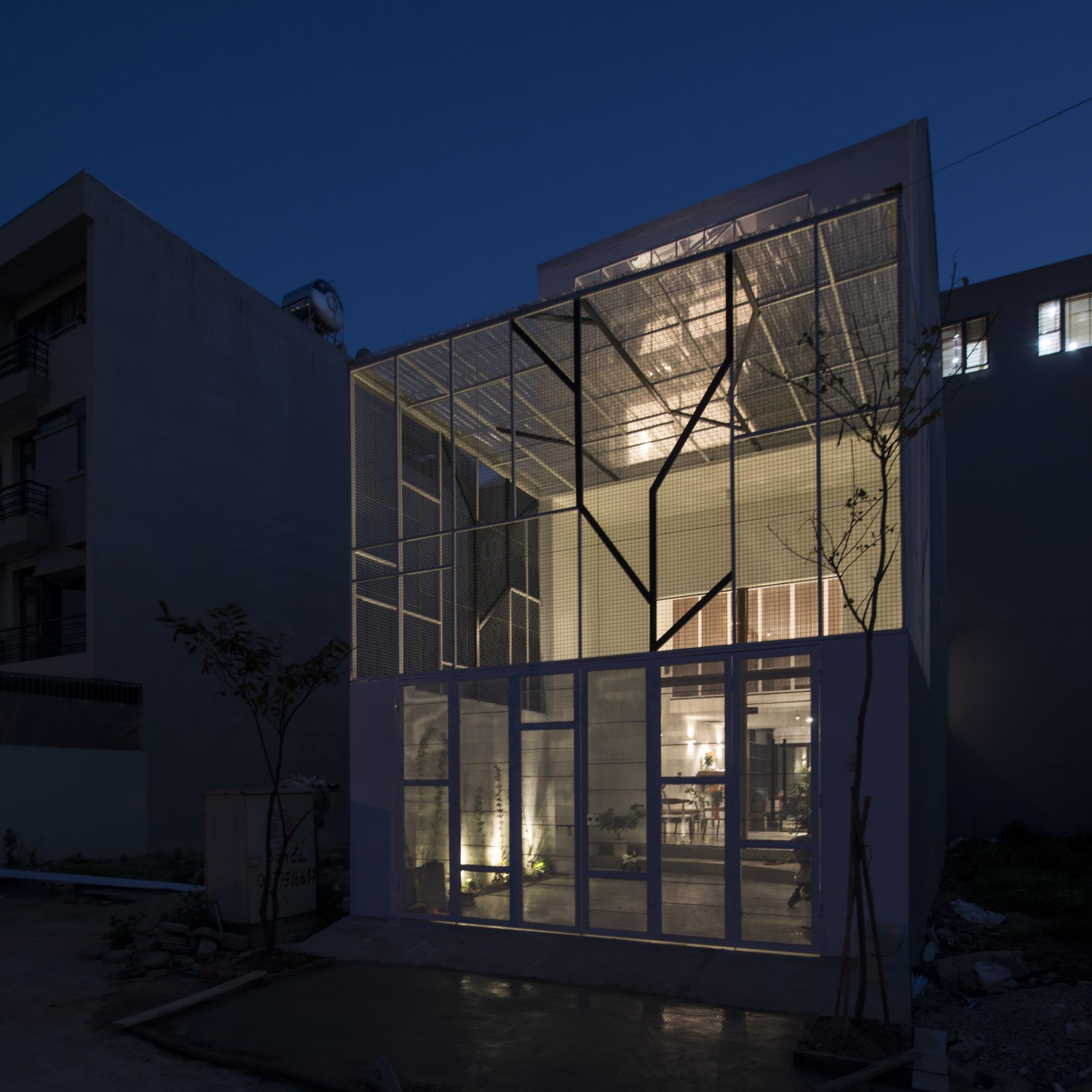 Casa 5x12 / TOOB STUDIO