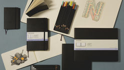 Moleskine Celebrates Creative Process with New Line of Luxury Notebooks