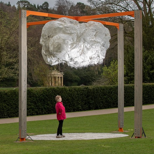 The Cloud by Foster Carter. Image © Charlotte Graham