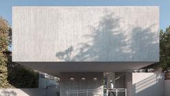 Showroom Porcenalosa Grupo / Gonzalo Mardones V Arquitectos