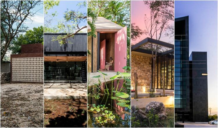 Ganadores de la XII Bienal de Arquitectura Yucateca 2018