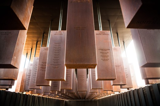 MASS Design Group's Poignant Memorial for Victims of Lynching Opens to the Public in Alabama