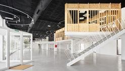 Showroom Plicosa / Miel Arquitectos