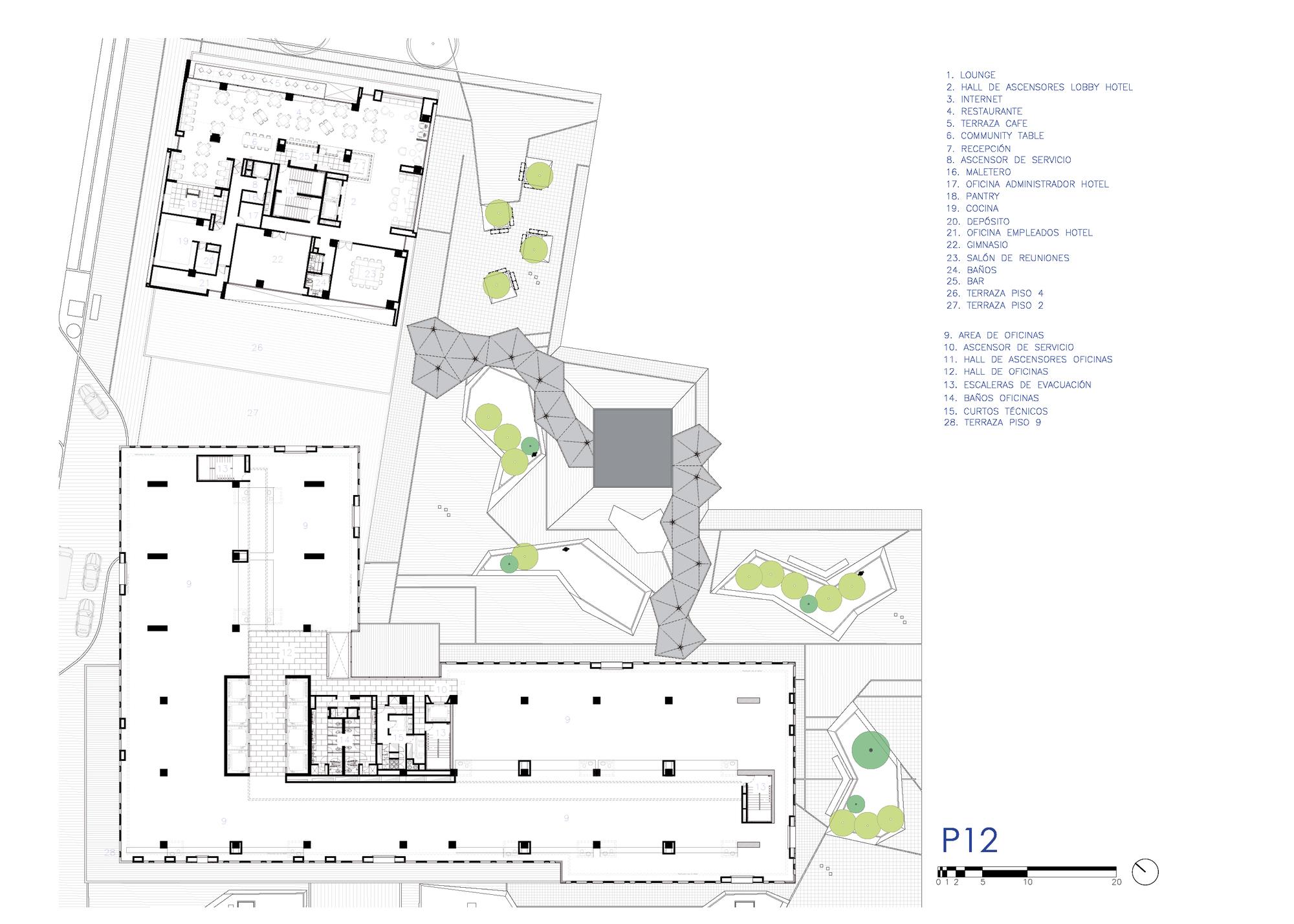 Galería De Edificio Central Point Bogotá Gustavo Perry