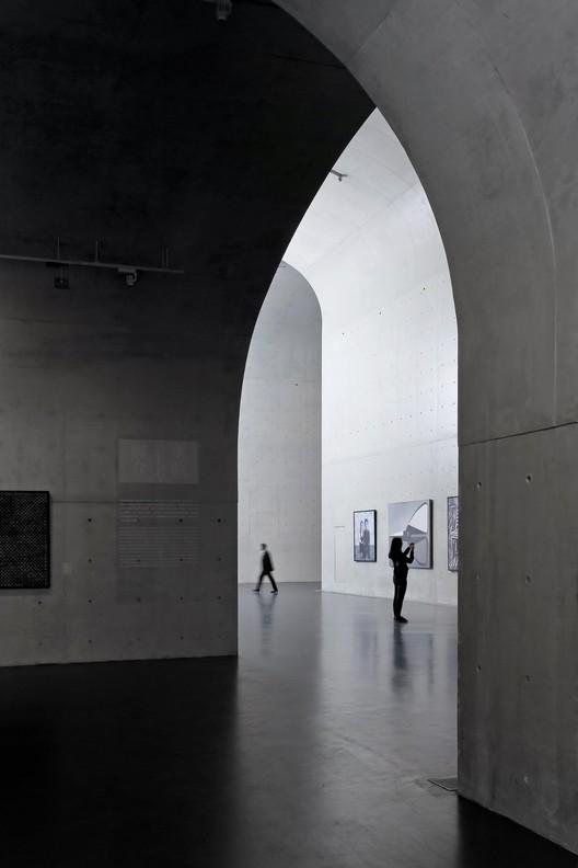 Long Museum West Bund, Shanghai, 2014. Image © Su Shengliang