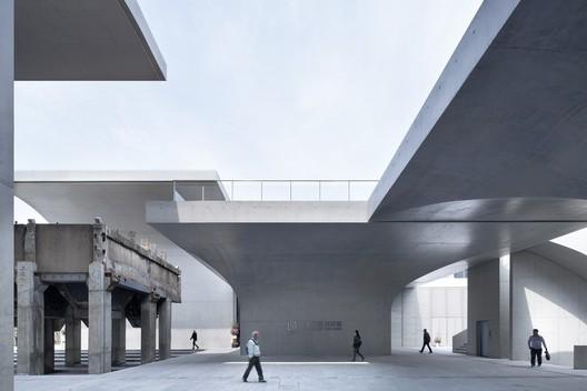 Long Museum West Bund, Shanghai, 2014. Image © Xia Zhe