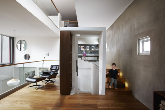 The Wolf House / Wolf Architects. Image © Dave Keluza
