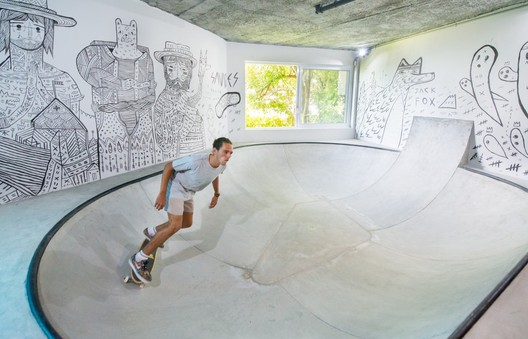 Urban Man Cave / Inhouse Brand Architects. Image © Riaan West