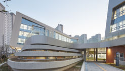 Sodam-dong Complex Community Center / Daain Architecture Group