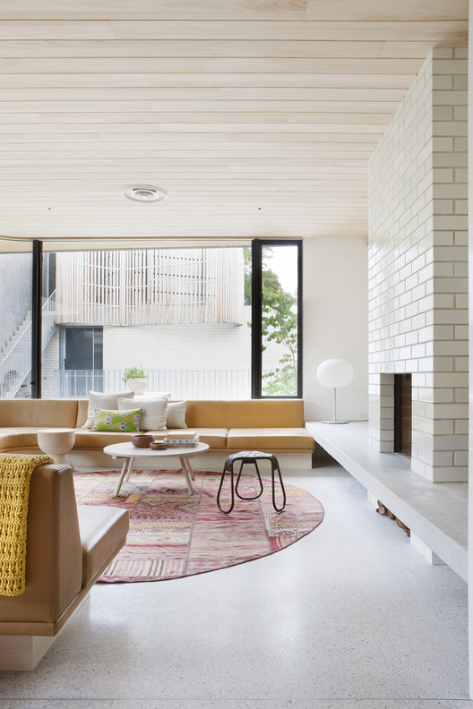 Brick House / Clare Cousins Architects. Image © Shannon McGrath