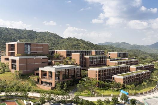 Xiao Jing Wan University. Image © Nigel Young