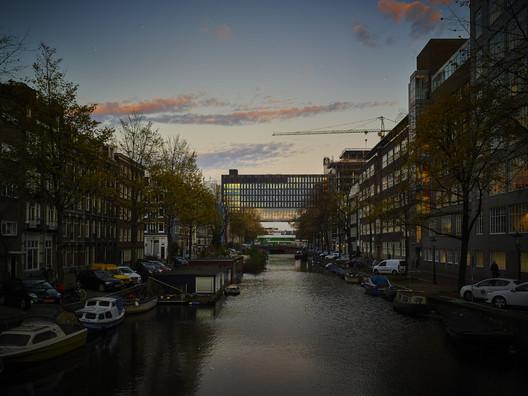 University of Amsterdam. Image © Tim Soar