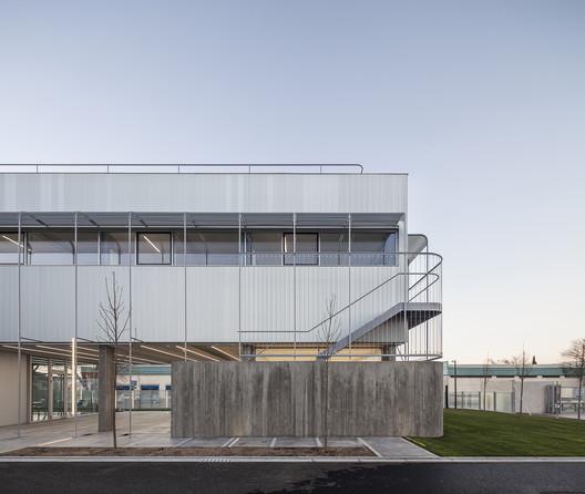 IBENERGI Center / taller abierto