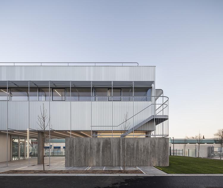 Sede Corporativa IBENERGI   / taller abierto, © Montse Zamorano