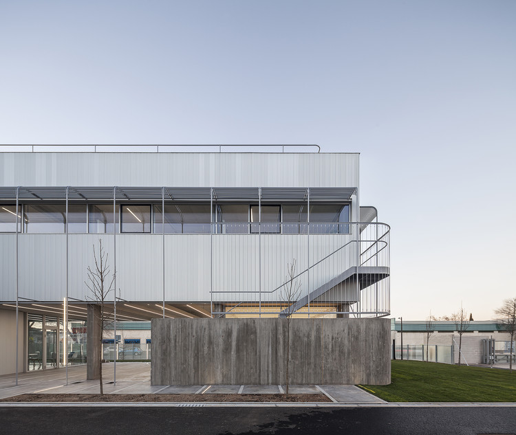 IBENERGI Center / taller abierto, © Montse Zamorano