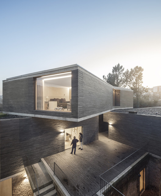 Casa RPFV / NoArq, © Fernando Guerra |  FG+SG