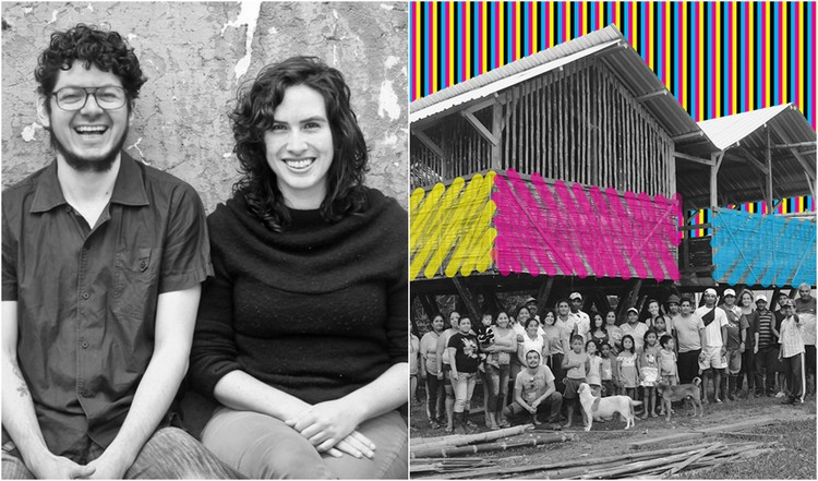 Al Borde Arquitectos 'El diseño participativo está relacionado más con los vínculos humanos que con cuestiones económicas', Portada Entrevista 'Al Borde Arquitectos'. Image