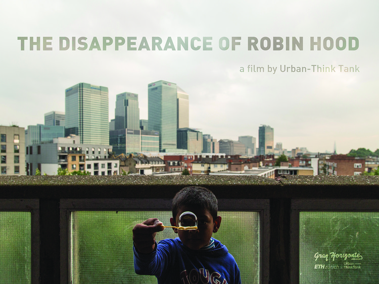 World Premiere of The Disappearance of Robin Hood