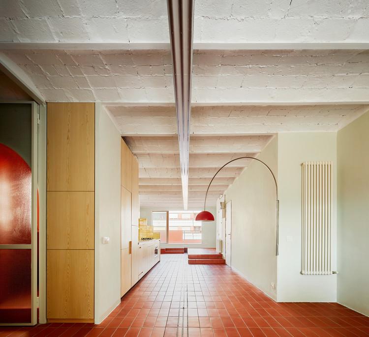 Casa Conxita / ESCOLANO + STEEGMANN, © José Hevia.