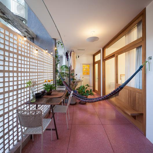 Apartamento Copan / Sabiá Arquitetos | ArchDaily Brasil