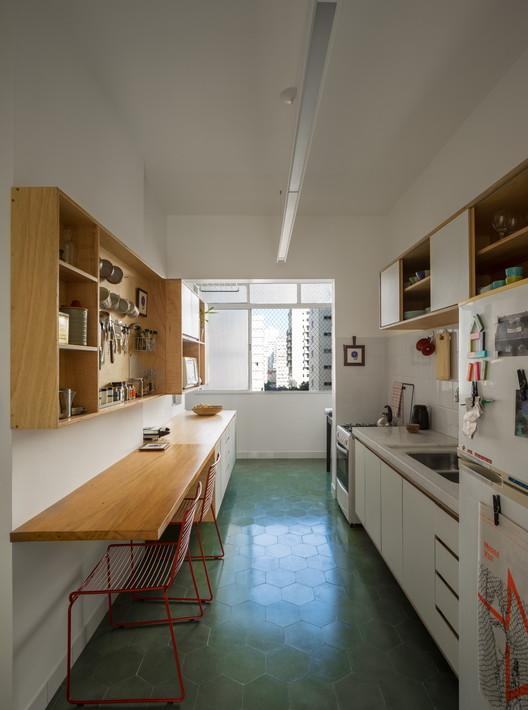 Apartamento Sabará / Sabiá Arquitetos, © Manuel Sá
