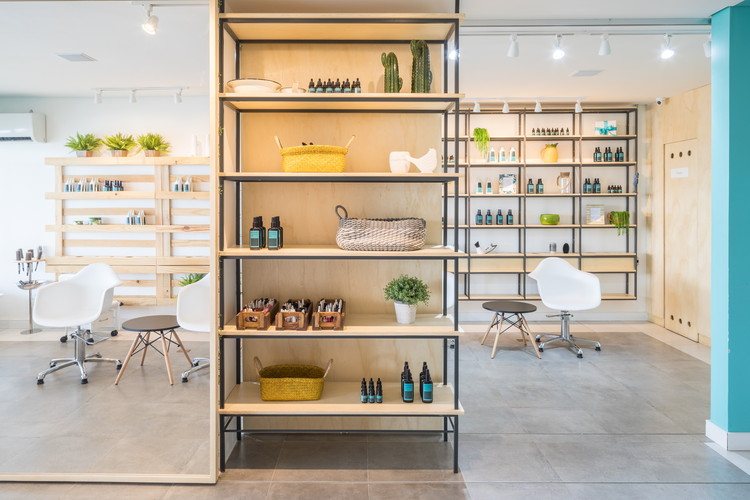 Escovaria Brasilianas / Estúdio Mova Arquitetura e Design, © Haruo Mikami