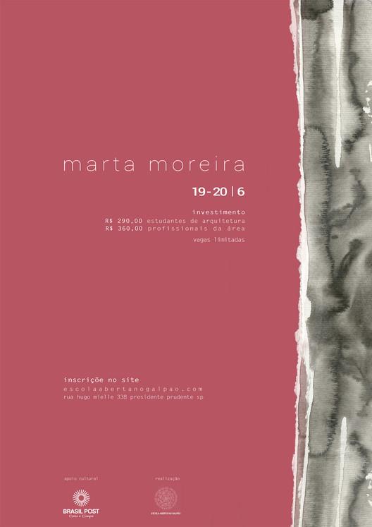 Escola aberta no galpão - Marta Moreira, escolaabertanogalpao. arte Zenilda Pasquini e Luan Fernandes.