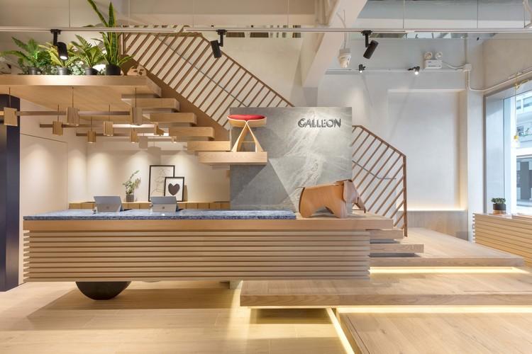 Galleon / Studio Adjective, Cashier. Image © Studio Adjective Ltd. & Dick Liu