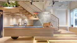 Galleon / Studio Adjective