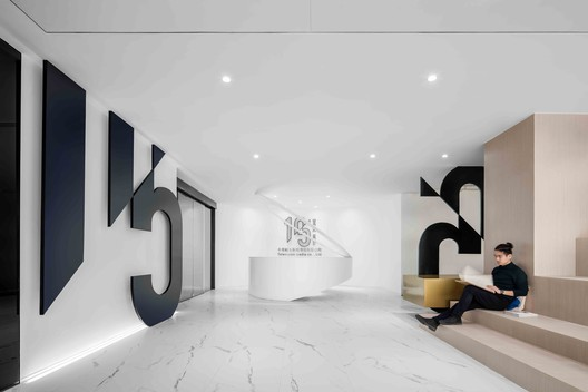 Office Environmental Design of Shiyue Media / CUN Design