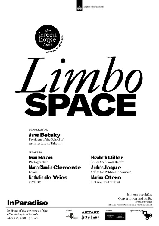The Greenhouse Talks: LIMBO SPACE
