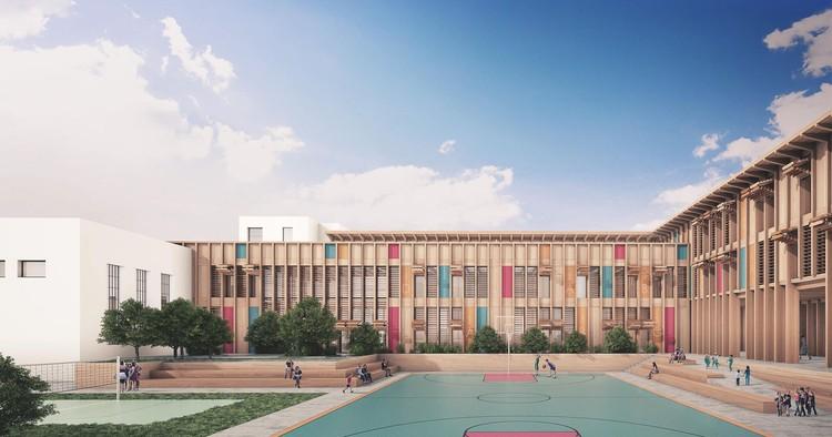 ¿Cómo influye la ciudad en la educación? Propuesta busca integrar una escuela a la vida urbana en Italia, Cortesía de Asociación Semillas