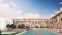 ¿Cómo influye la ciudad en la educación? Propuesta busca integrar una escuela a la vida urbana en Italia