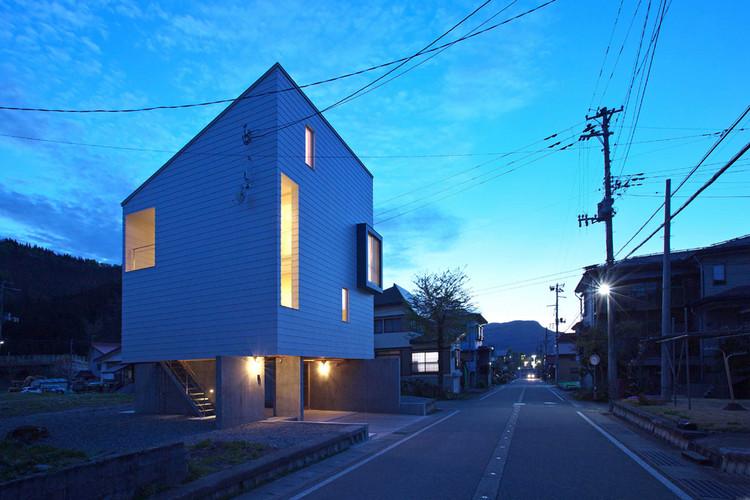 Tomi House / Takeru Shoji Architects, © Koichi Satake