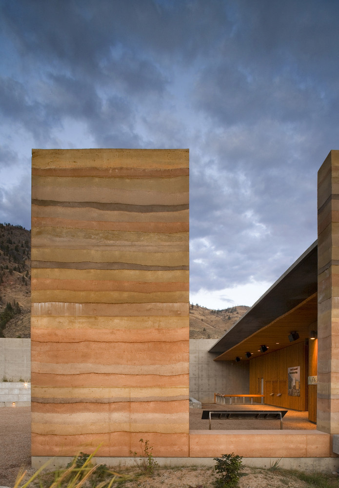 Gallery of Rammed Earth Construction: 15 Exemplary Projects  - 11