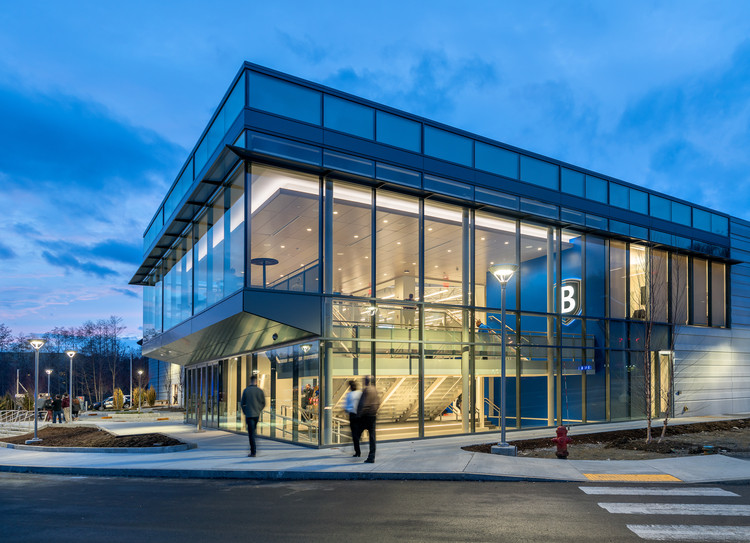 Massachusetts' LEED Platinum Award Winning Arena Named US' Most Environmentally Sustainable, Courtesy of InkHouse